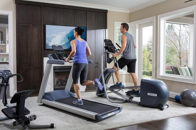 ห้องออกกำลังกายในบ้าน
