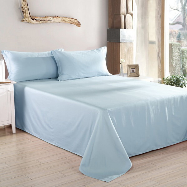 สี ผ้าปูที่นอน